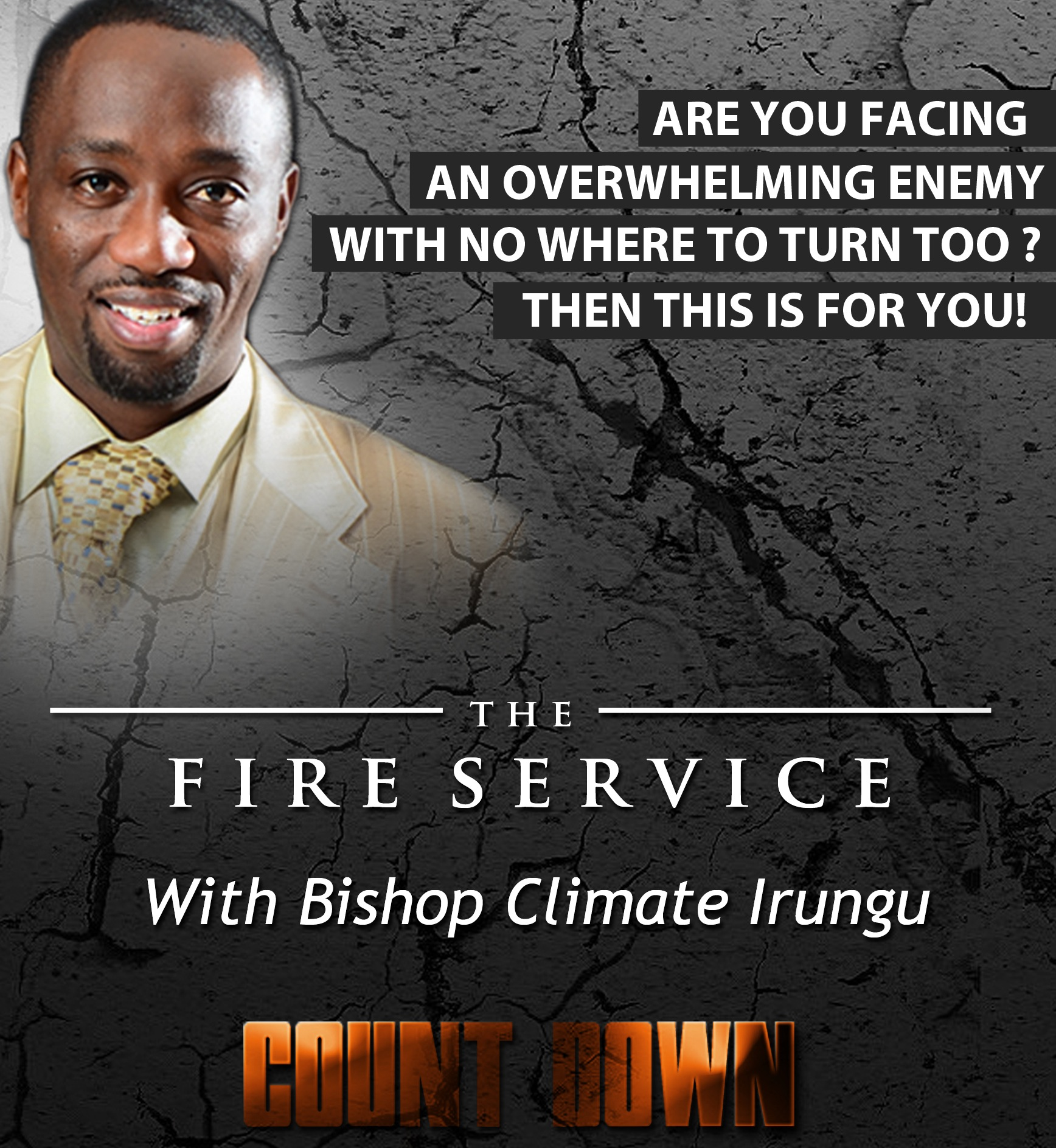 Get Ready This Friday for Another Fire Night Service!