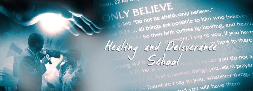 Healing & Deliverance Service