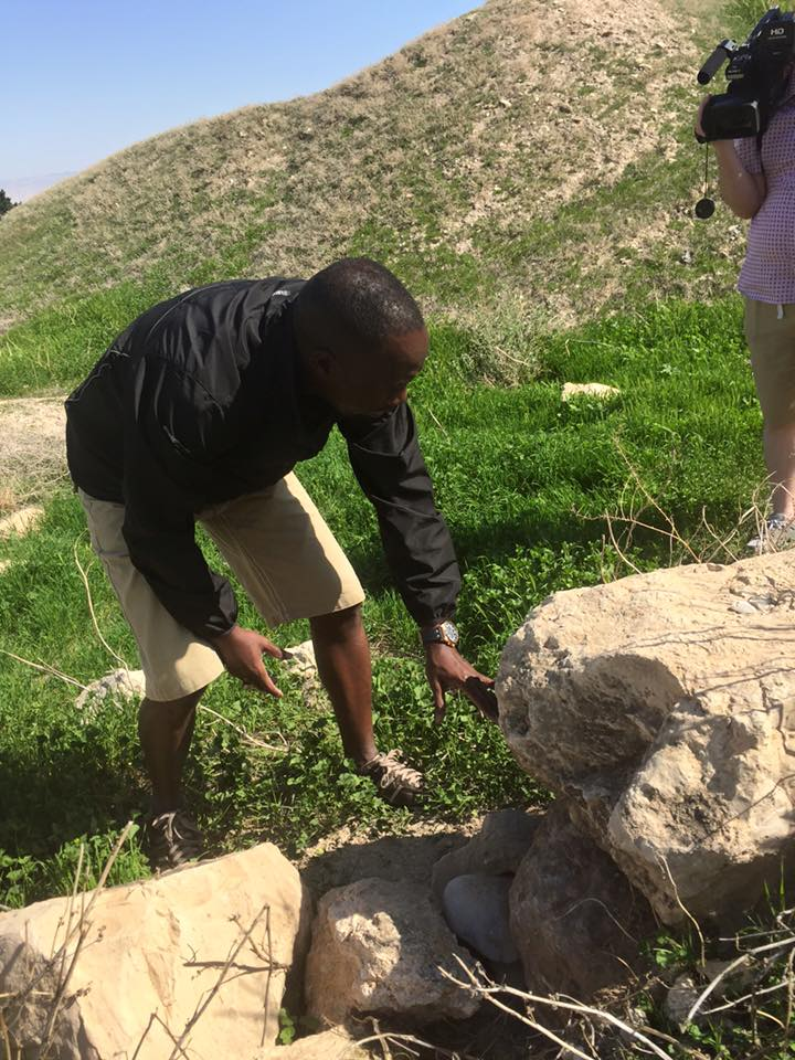 The Kingdom Church Jericho Walls
