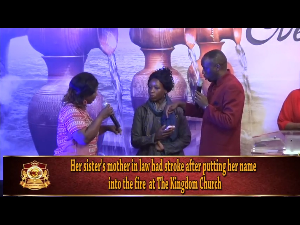 Prophet Climate Ministries 1st-fire-2017 They Will Not Dare To Mess With My Life After This... Click Now